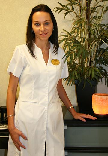 portrait of Lina Valiukaite | Medical Aesthetician | Atlanta, GA