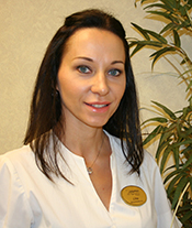 portrait of Lina Valiukaite, LE | Medical Aesthetician - Rhinoplasty